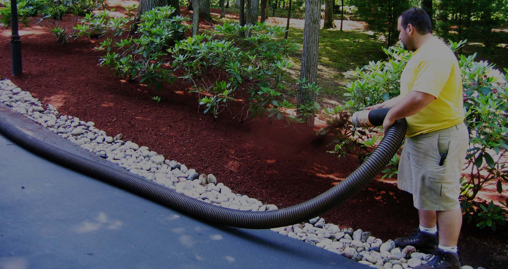 mulch-installation